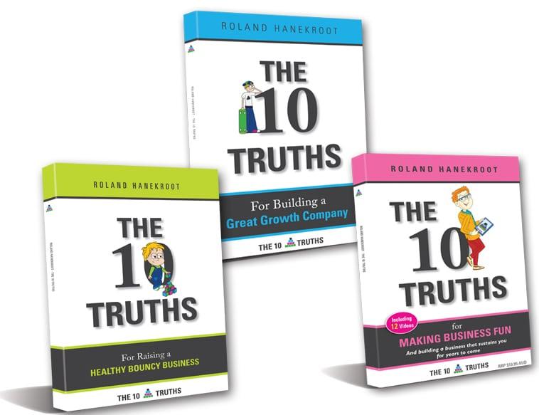 Three books the ten truth