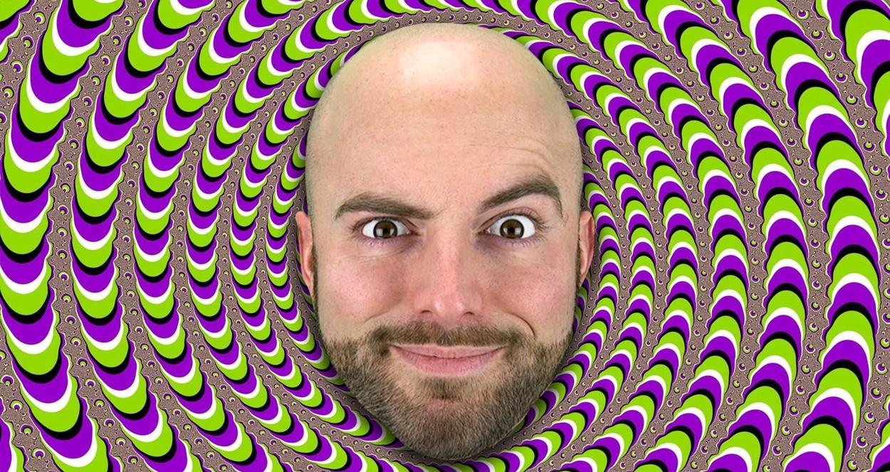 Tricks of the brain illusions