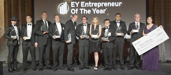 entrepreneur and small business owners awards