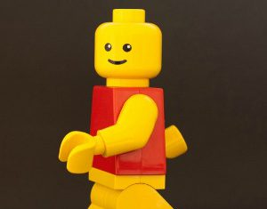 lego man marketing promotional products