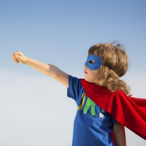 resilience kid child hero